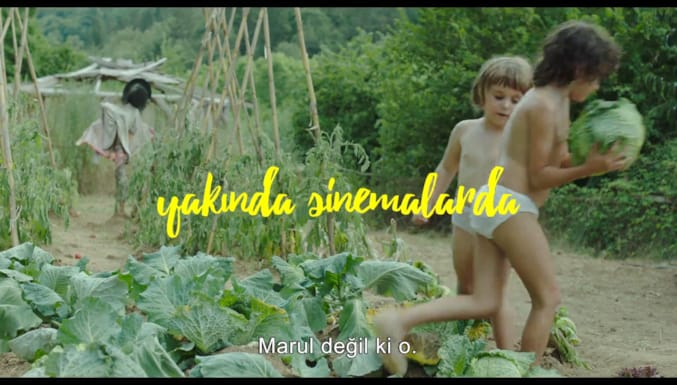 '93 Yazı Filmi Fragman (Türkçe Altyazılı)