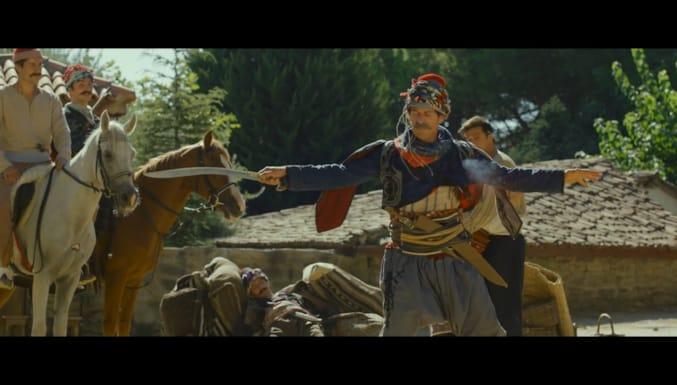 Atçalı Kel Mehmet Filmi Fragman
