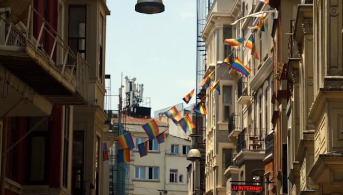 Mr. Gay Syria Filmi Fragman