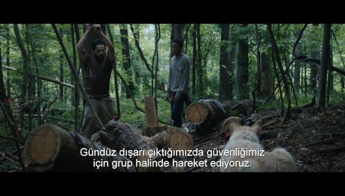 Gece Gelen Filmi Fragman (Türkçe Altyazılı)