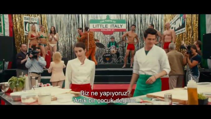 İtalyan Usulü Aşk Filmi Fragman (Türkçe Altyazılı)